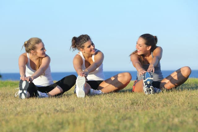 Electrolyte Drinks and Exercise