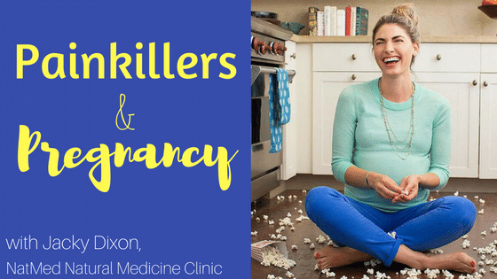 Painkillers; Paracetamol and Pregnancy